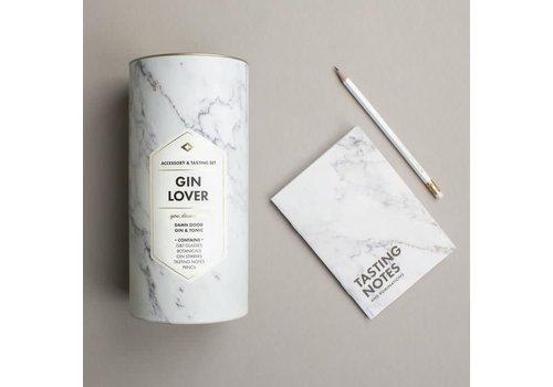 Men's Society Kit Gin Lover's (accessoire et kit de dégustation)