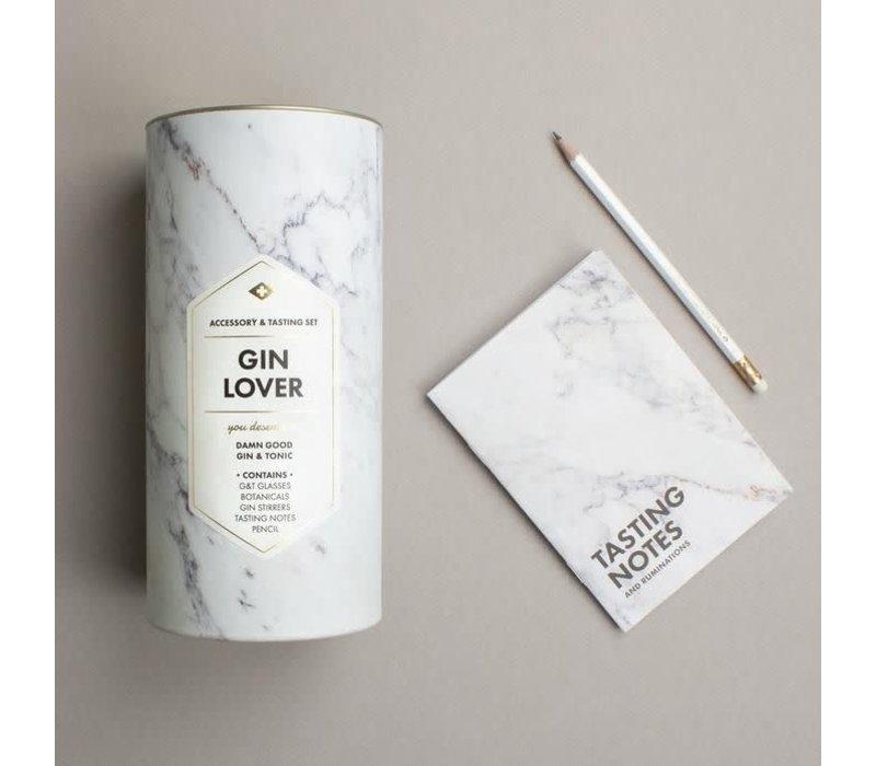 Kit Gin Lover's (accessoire et kit de dégustation)