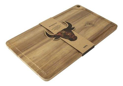 Gusta Planche à découper et à servir 48.6x27.6cm