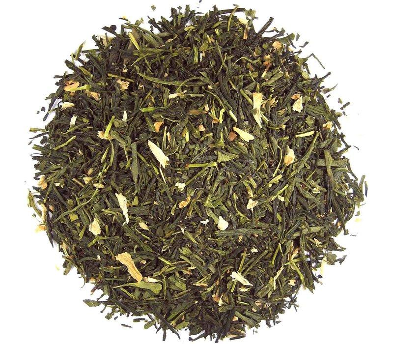 Thé vert à la Figue de Barbarie  - Thé Pure Flavor 60 g