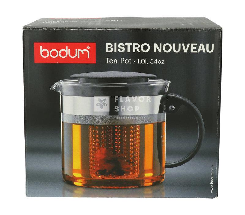 Bistro Nouveau - Theepot 1L - Bodum