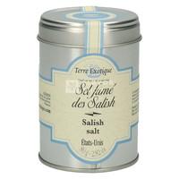 Gerookt Salish zout