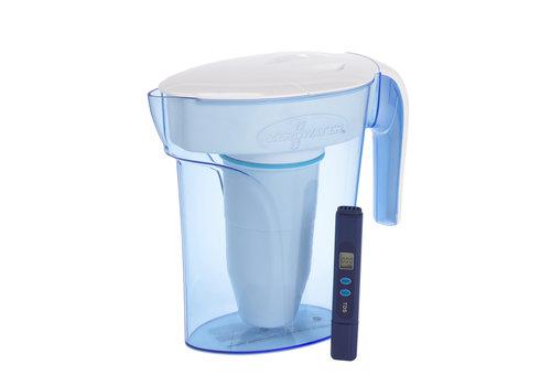 ZeroWater Pichet filtre à eau zéro 1,7 L.