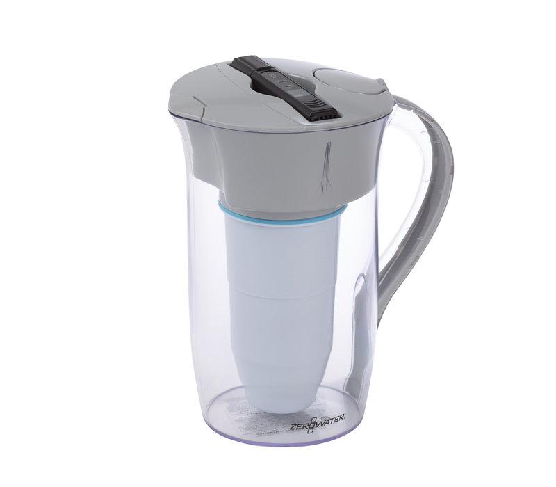 Zero Water Pichet rond 1,9 L.