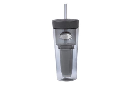 ZeroWater Gobelet à filtre ZeroWater gris 0,75 L