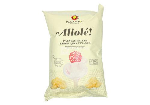 Plaza del Sol Chips Aliolé