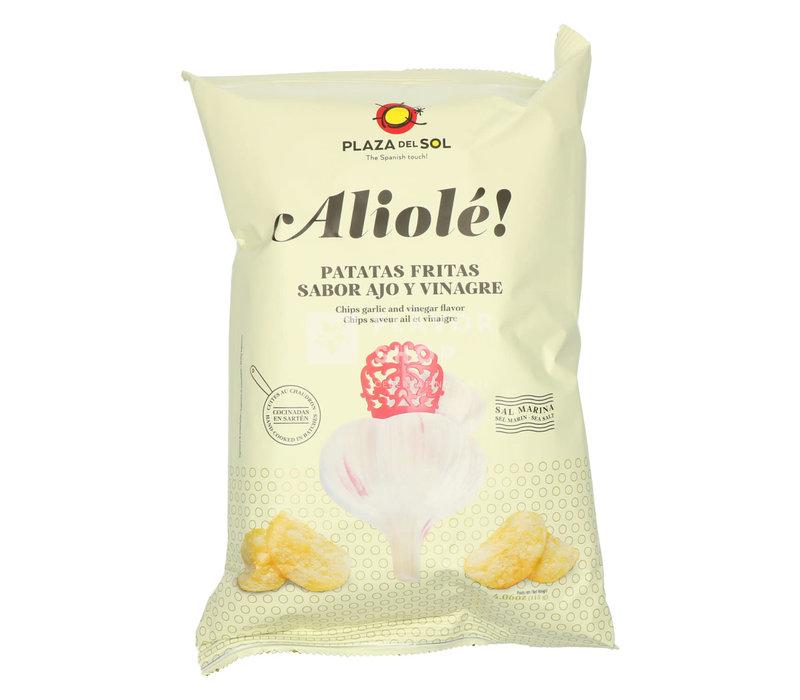 Chips Aliolé
