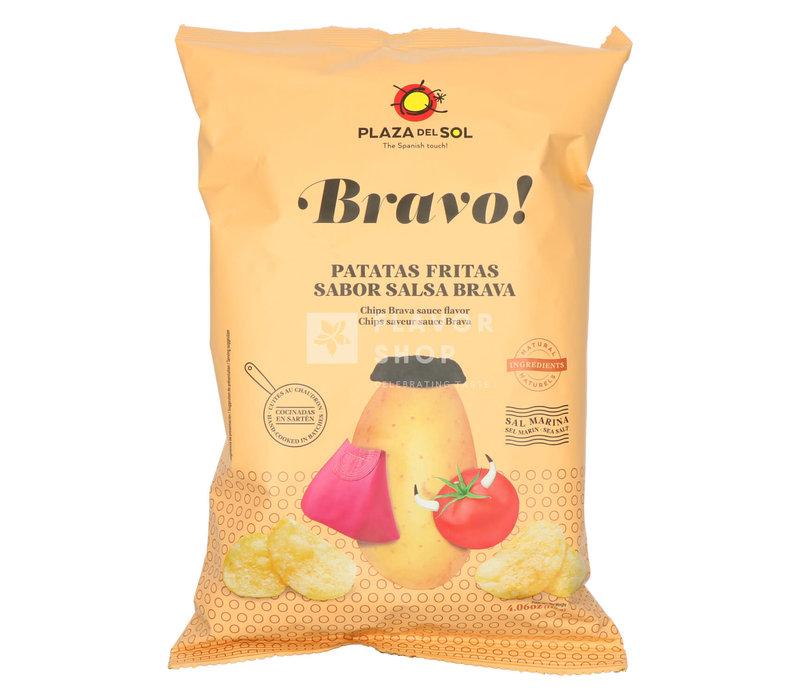 Chips Bravo - Patatas Bravas