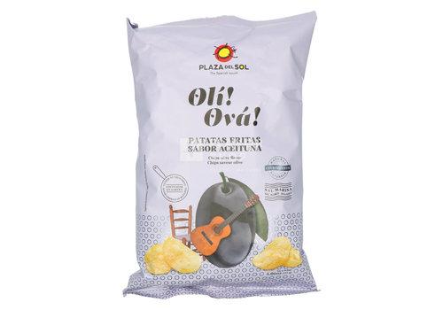 Plaza del Sol Chips Olí Ová - met olijven
