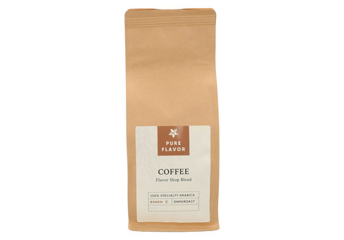 Pure Flavor Grains de café Mélange Maison 250 g - Pour Espresso et Café à Filtre