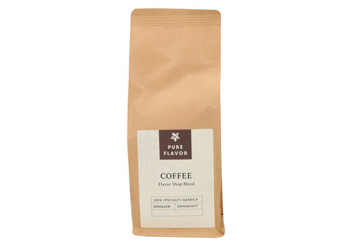 Pure Flavor Houseblend Koffie Gemalen 250 g - Voor Espresso en Filterkoffie