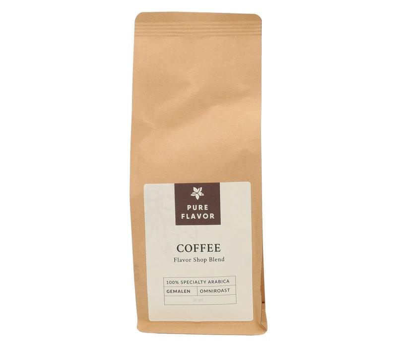 Houseblend Koffie Gemalen 250 g - Voor Espresso en Filterkoffie