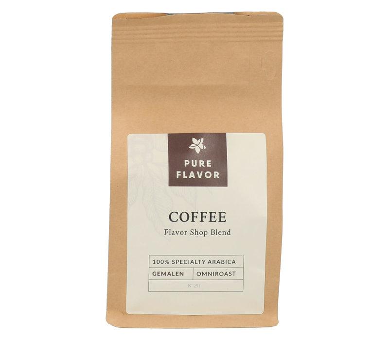 Houseblend Koffie Gemalen 125 g - Voor Espresso en Filterkoffie