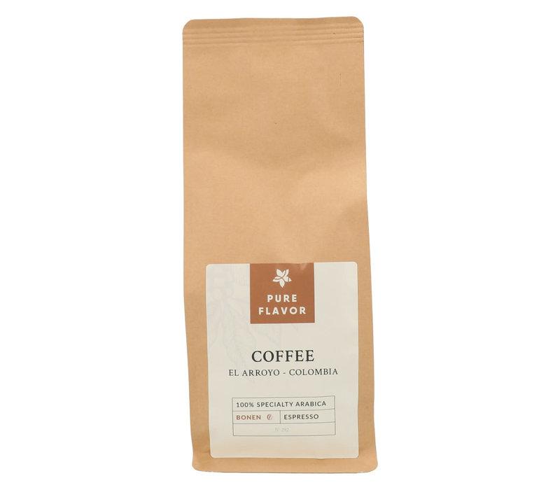 El Arroyo Koffie in Bonen 250 g - Voor Espresso