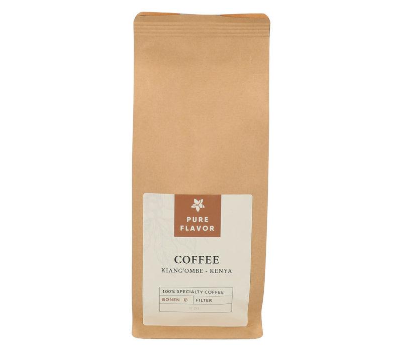 Kiang'ombe Koffie in Bonen - Voor Filterkoffie