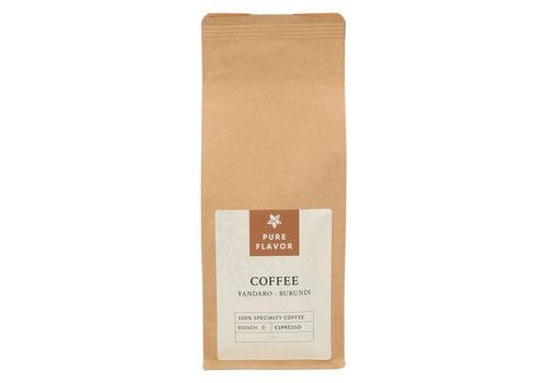 Pure Flavor Yandaro Koffie in Bonen - Voor Espresso