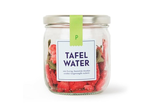 Pineut Refill Tafelwater Aardbei & Verveine