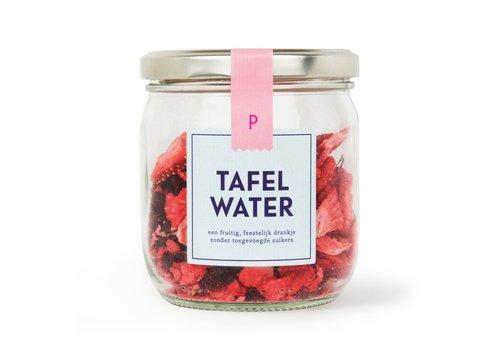 Pineut Refill Tafelwater Aardbei & Hibiscus