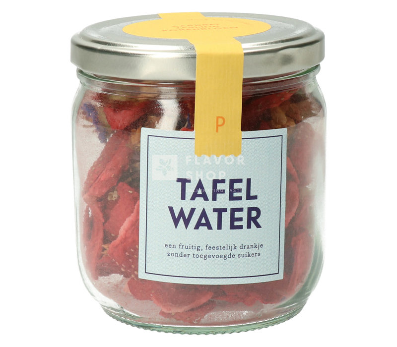 Refill Tafelwater Aardbei, Jasmijn & Korenbloem