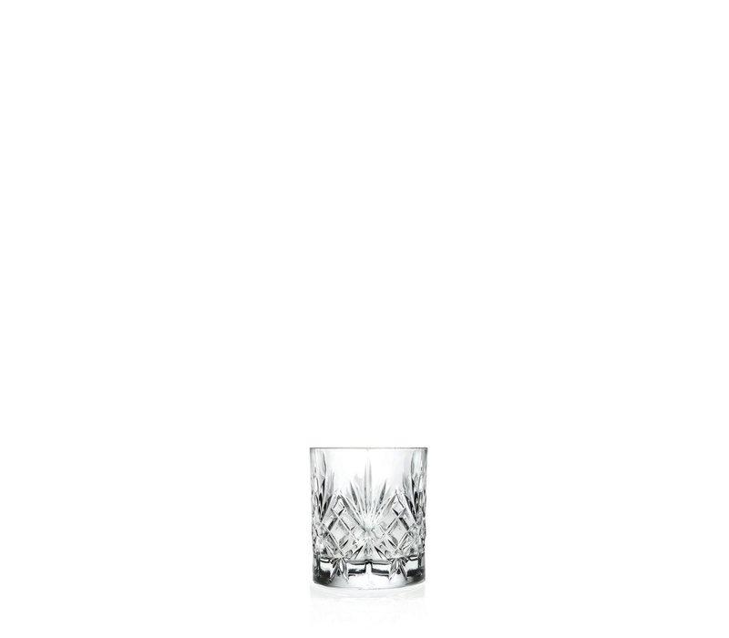 Verre à liqueur / à liqueur 8 Cl Melodia - 6 pcs