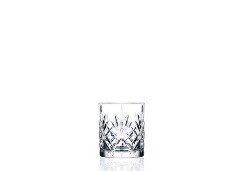 RCR Cristalleria Italiana Whisky / Water glas 31 Cl Melodia - 6 stuks