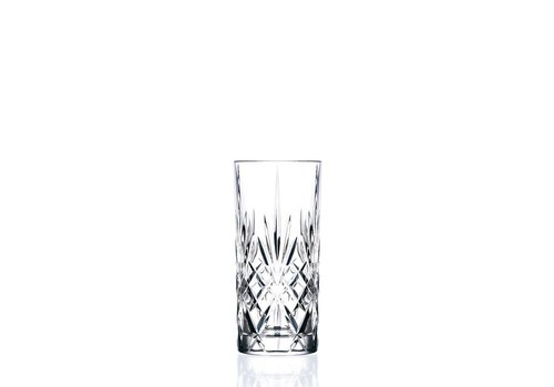 RCR Cristalleria Italiana Longdrink glas 36 Cl Melodia - 6 stuks