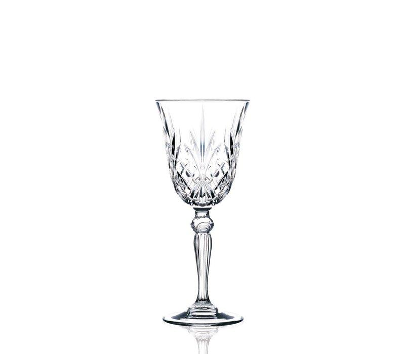 Verre à vin vin blanc 21 Cl Melodia - 6 pcs
