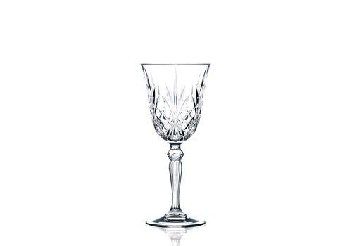 RCR Cristalleria Italiana Wijnglas rode wijn 27 Cl Melodia - 6 stuks