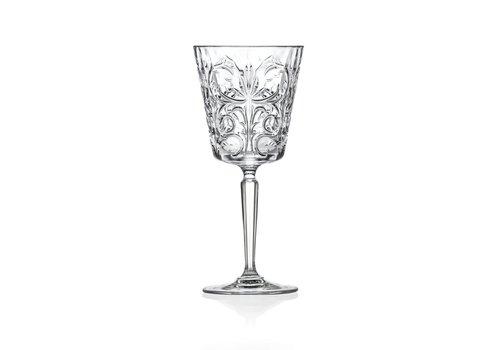 RCR Cristalleria Italiana Wijn / Cocktail glas 29 Cl Tattoo - 6 stuks