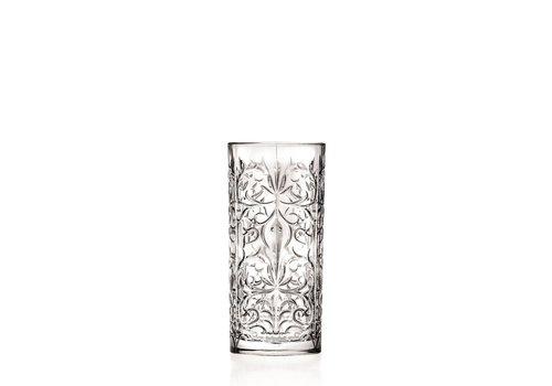 RCR Cristalleria Italiana Longdrink glas 37 Cl Tattoo - 6 stuks