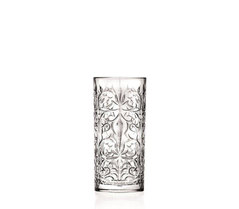 Longdrink glas 37 Cl Tattoo - 6 stuks