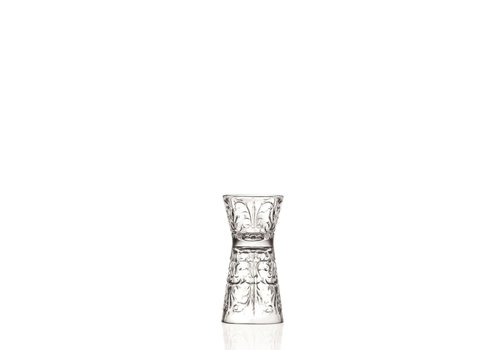 RCR Cristalleria Italiana Jigger / Cocktail glas 3 & 6 Cl Tattoo - 6 stuks