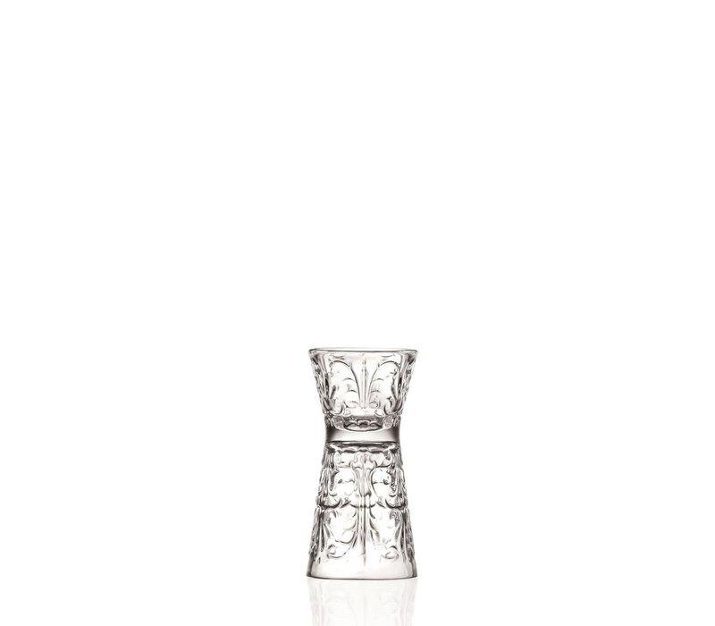 Verre Jigger / Cocktail 3 & 6 Cl Tattoo - 6 pcs