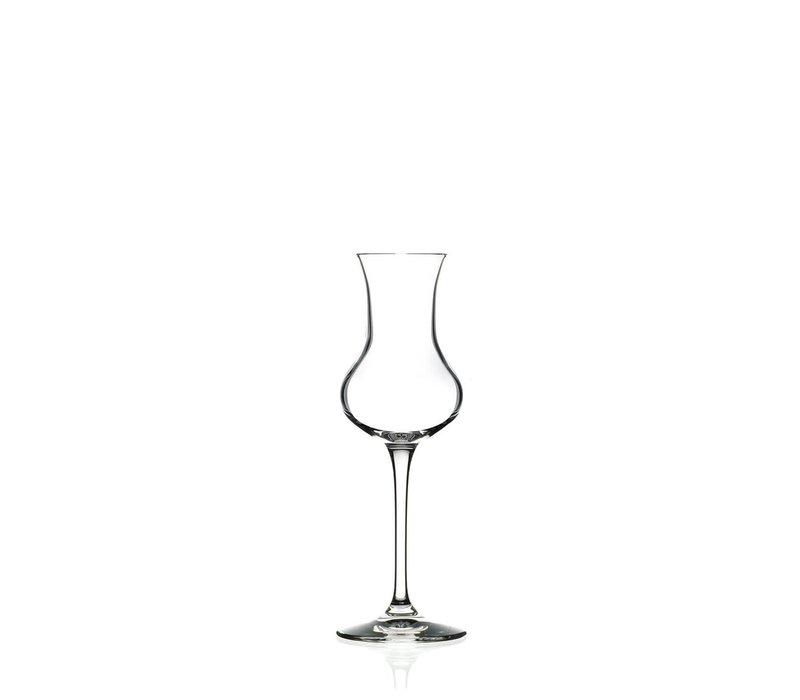 Grappa glas 8 Cl Invino - 6 stuks