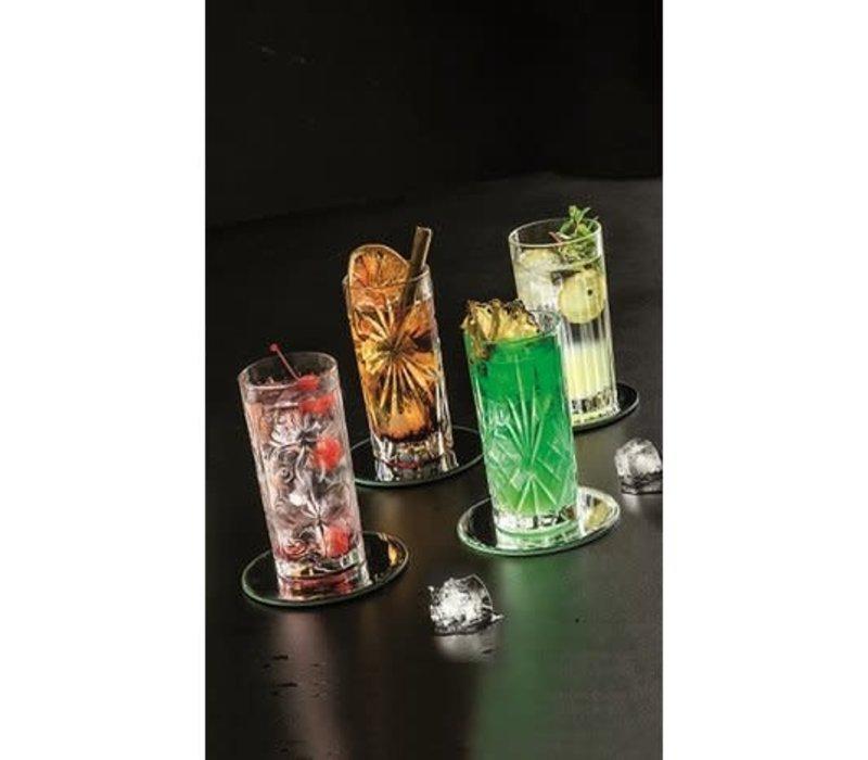 Ensemble de 4 verres à long drink Mixology