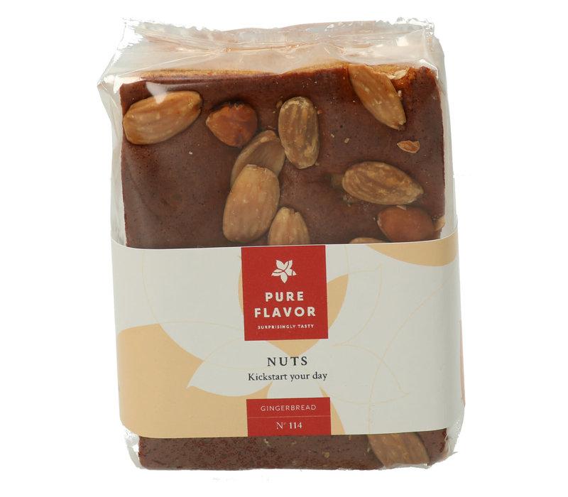 Peperkoek Nuts