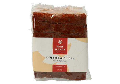 Pure Flavor Peperkoek met Kersen & Gember