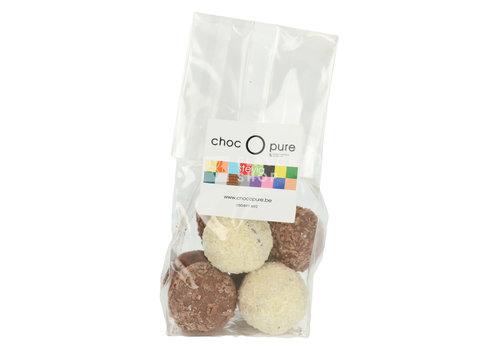 Choc O Pure Truffels gezoet met stevia