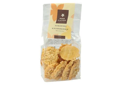 Pure Flavor Biscuit Croquant sans sucre
