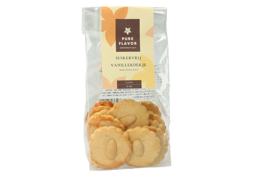 Pure Flavor Biscuit à la vanille sans sucre