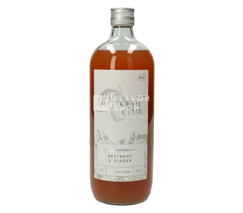Mocktail N°3 Beetroot & Ginger