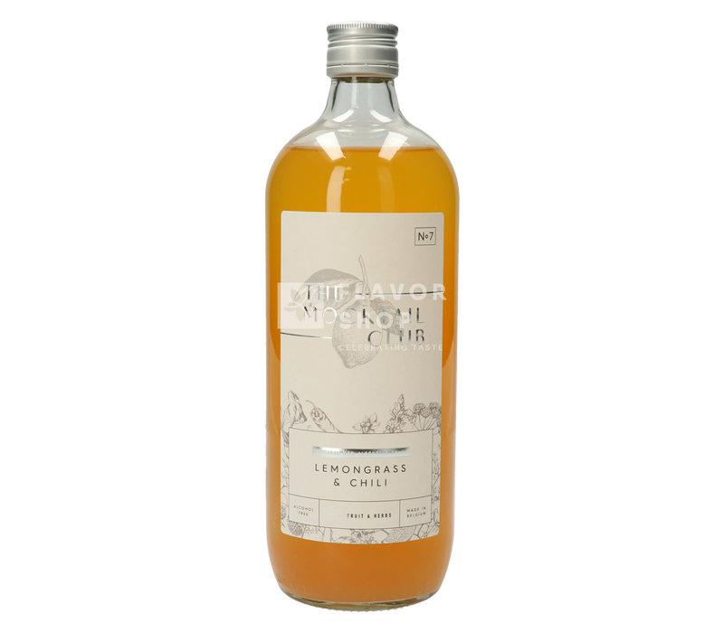 Mocktail N°7 Lemongrass & Chili