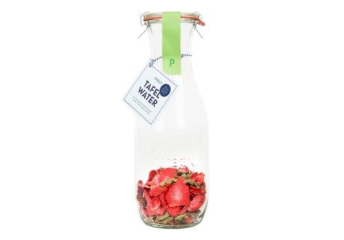 Pineut Tafelwater Aardbei & Verveine