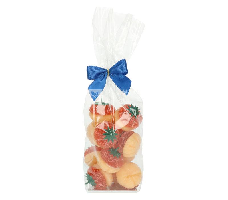 Pâte de fruit & Fondant Suiker Pompoentjes