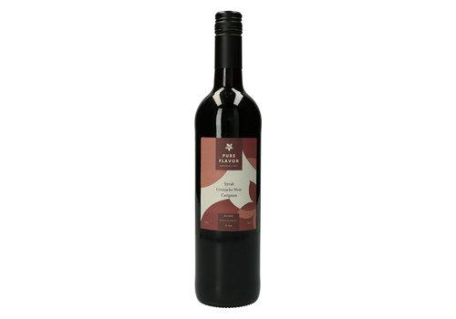 Pure Flavor Syrah, Grenache Noir, Carignan - Pure Flavor Rouge