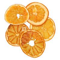 Sinaasappelschijfjes Gedehydrateerd