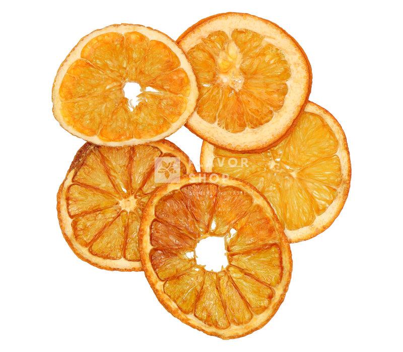 Tranches d'orange déshydratées