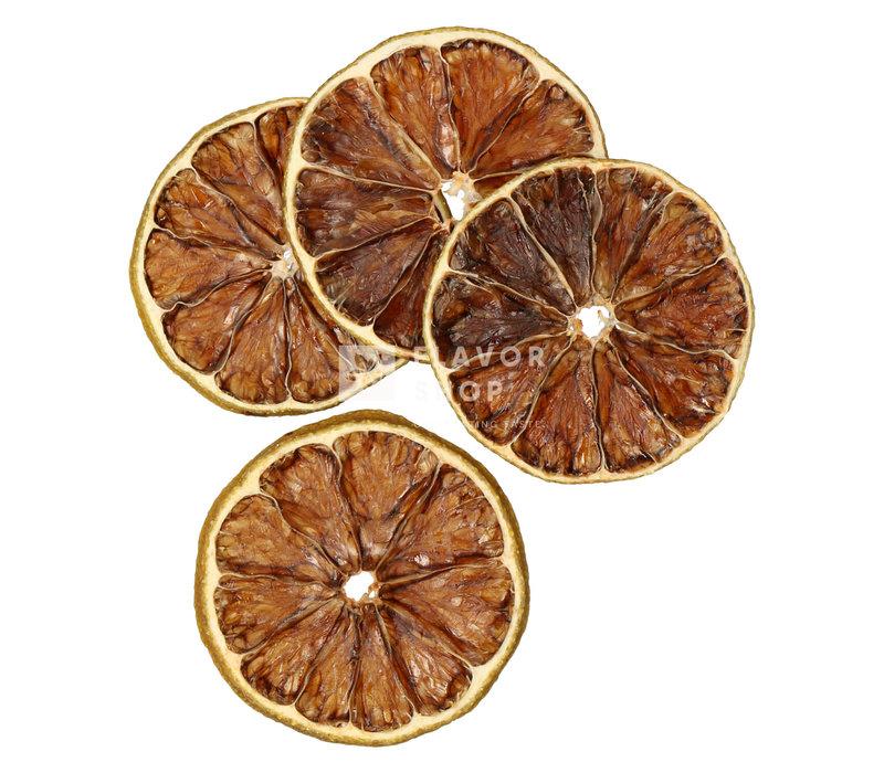 Limoenschijfjes Gedehydrateerd