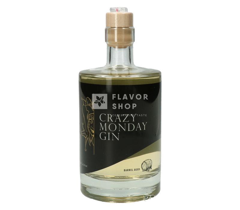 Crazy Monday Gin Barrel Aged - Edition Limitée