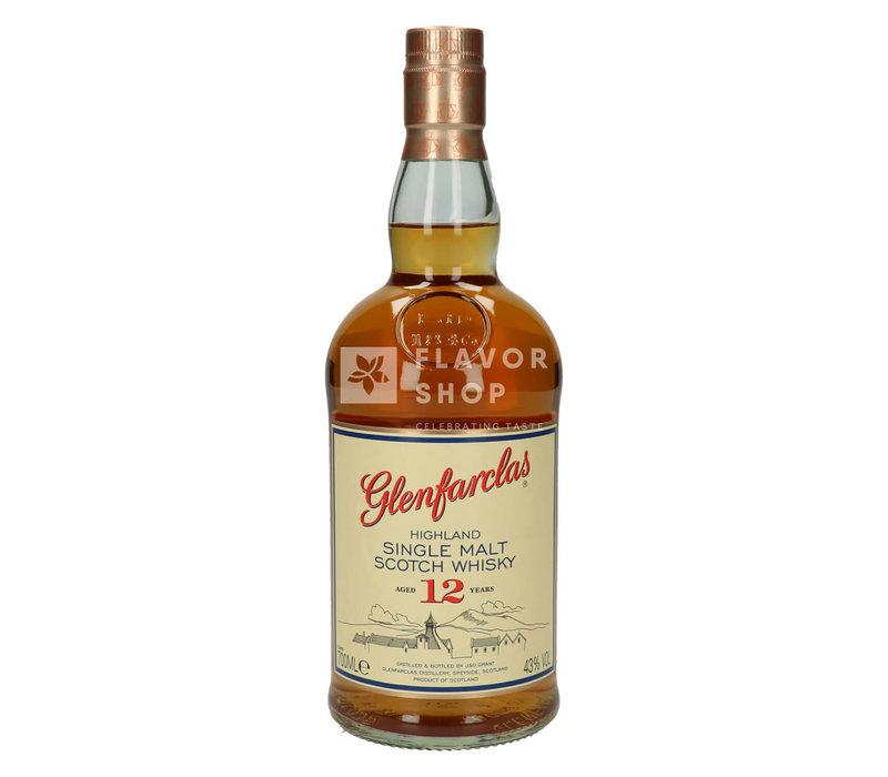 Glenfarclas 12y